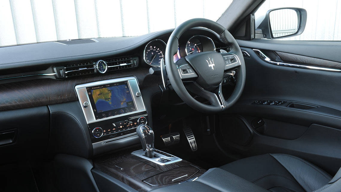 maserati quattroporte s 2015 review carsguide. Black Bedroom Furniture Sets. Home Design Ideas