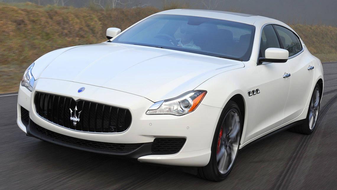 2015 Maserati Quattroporte S review | road test | CarsGuide