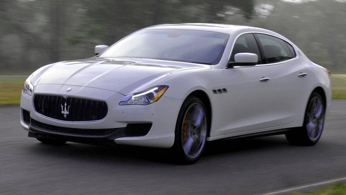 Maserati quattroporte 2015 specs