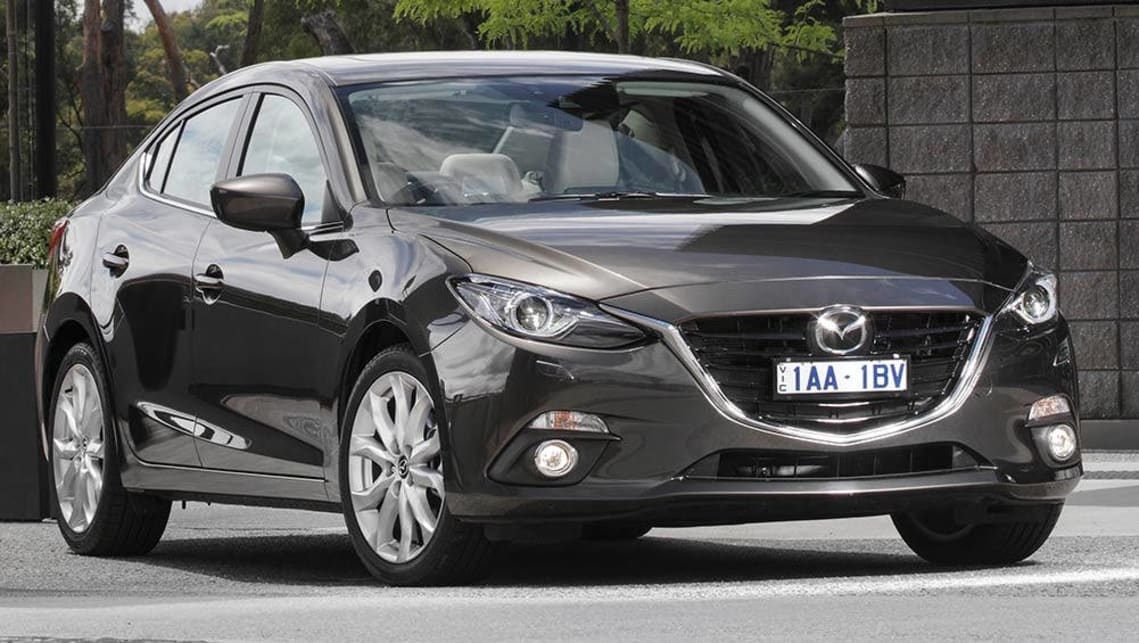 Mazda 3 Sp25 Gt 2016 Review Snapshot Carsguide