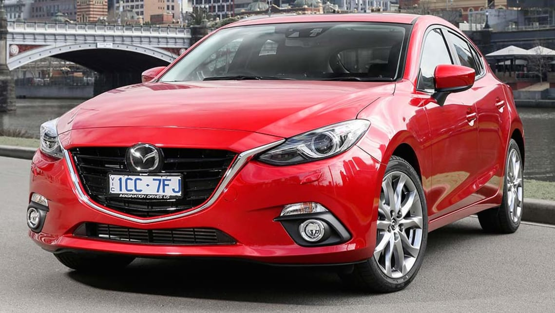 mazda 3 xd astina 2016 review snapshot carsguide. Black Bedroom Furniture Sets. Home Design Ideas
