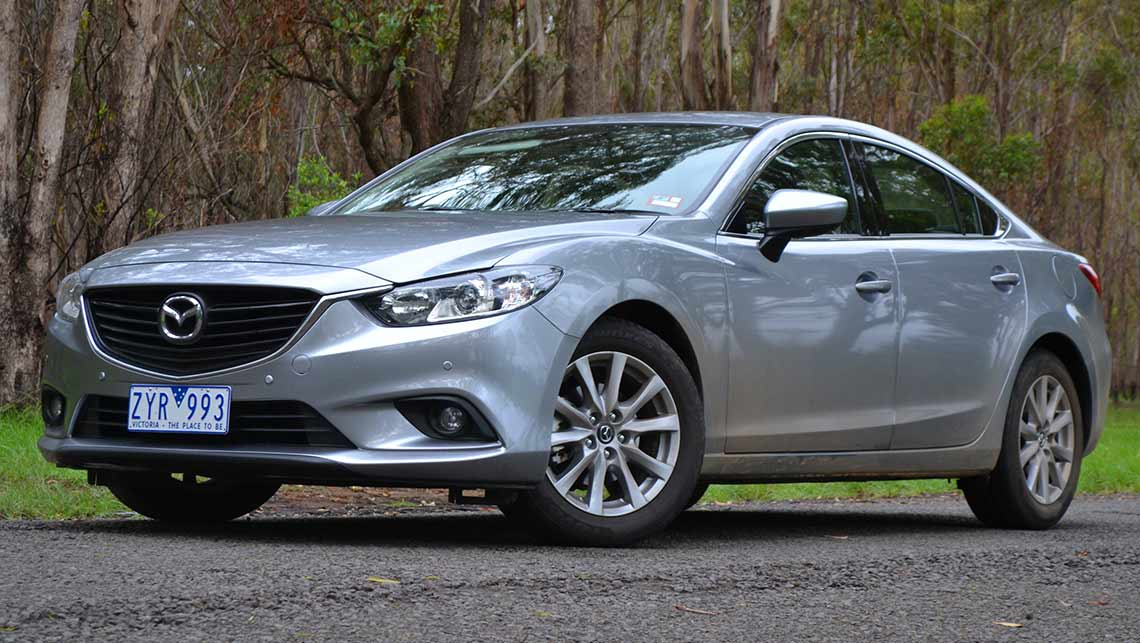 2014 mazda 6 touring review