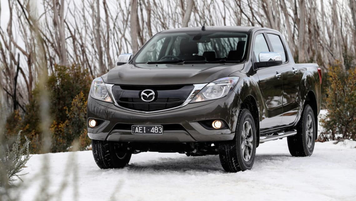 7eaeb4ab50f07a Mazda BT-50 set to become rebadged Isuzu D-Max for next generation ...