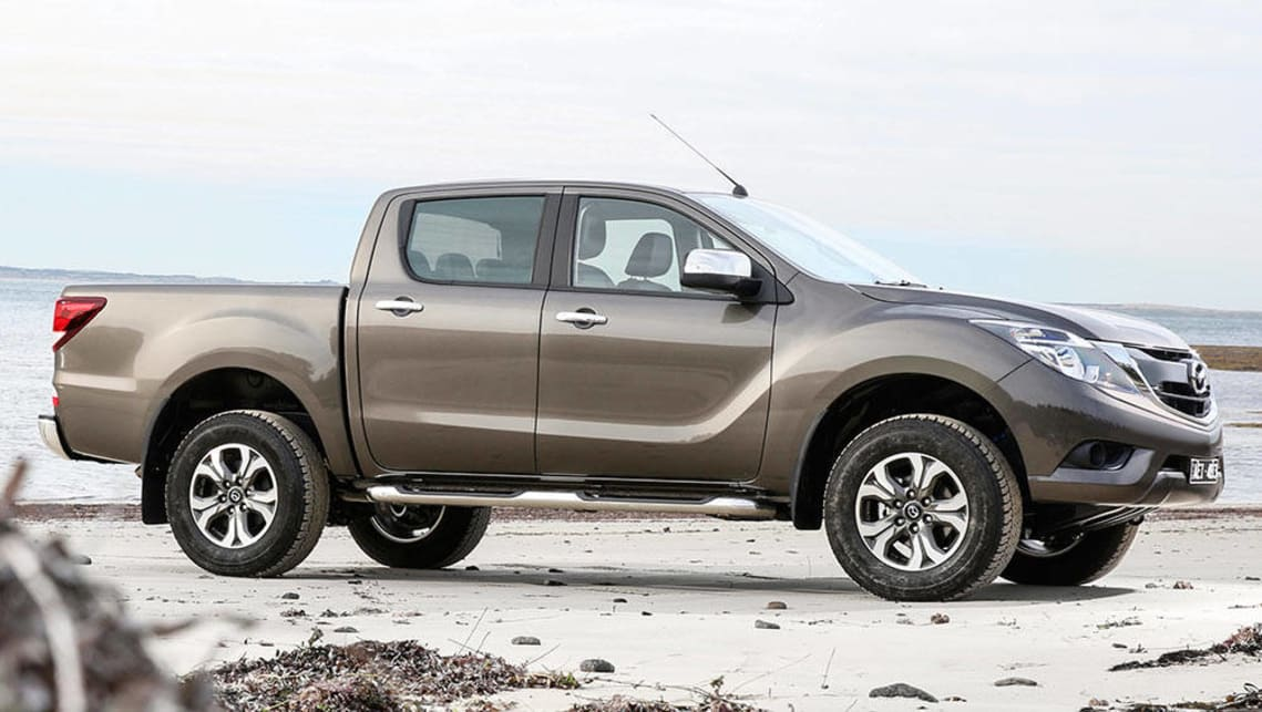Mazda BT-50 2015 review: snapshot | CarsGuide