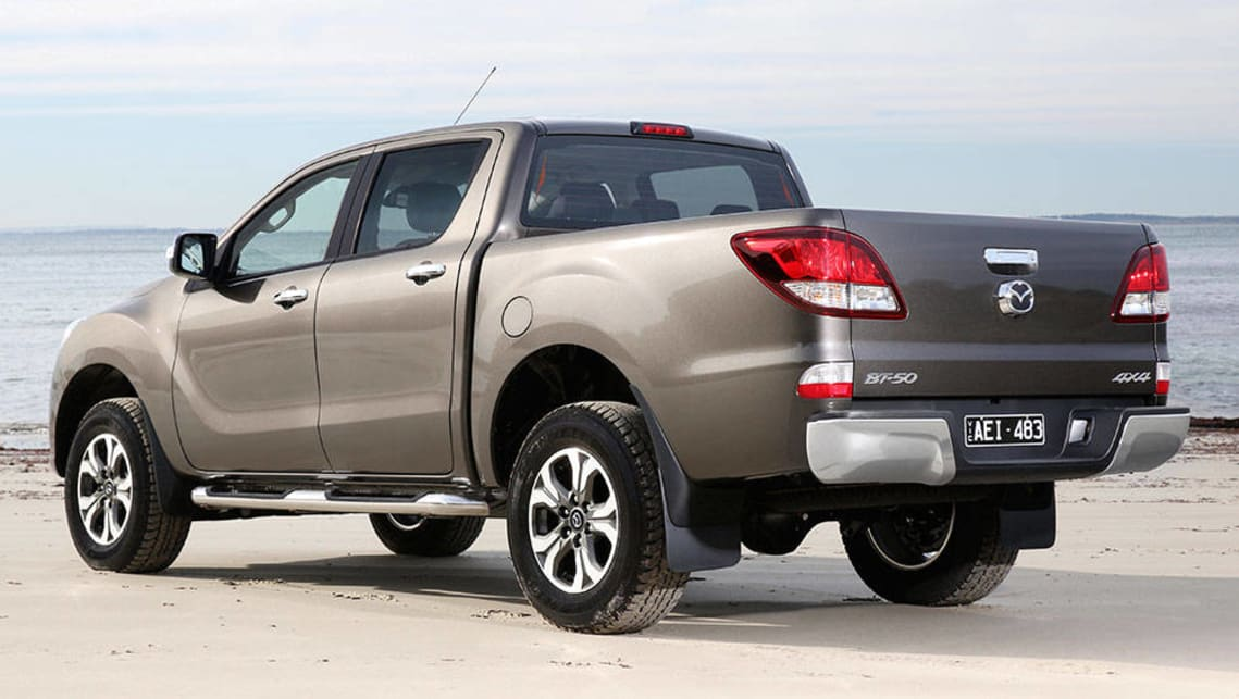 2015 mazda bt 50 review first drive carsguide. Black Bedroom Furniture Sets. Home Design Ideas
