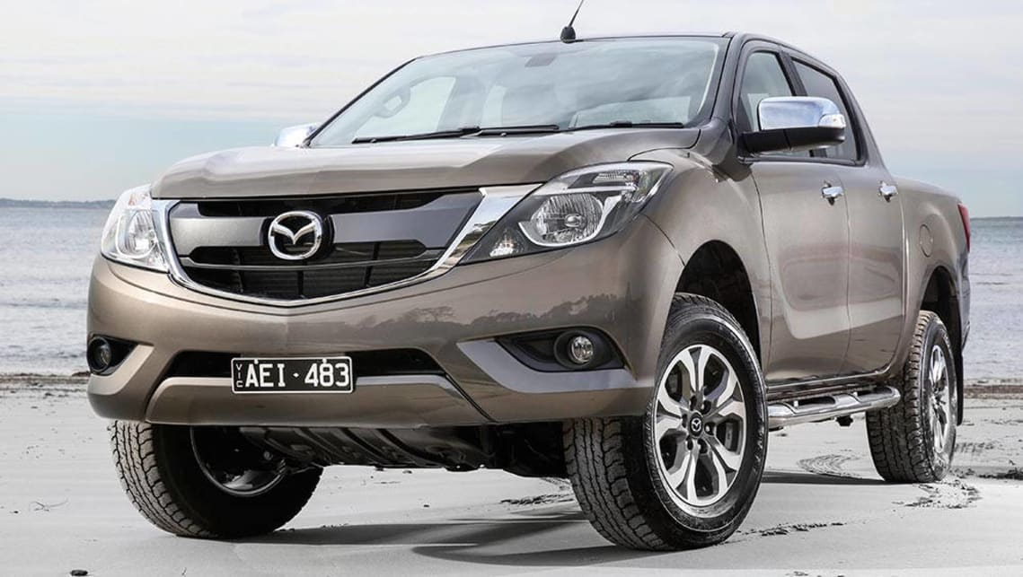 Mazda bt 50 review 2016