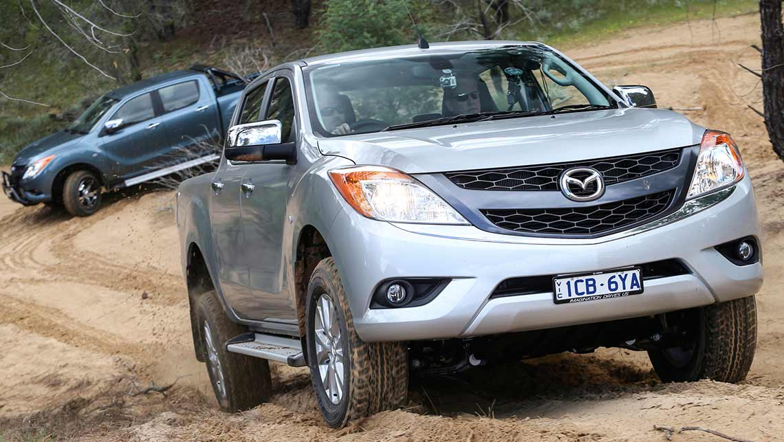 Mazda BT-50 XTR 2014 Review   CarsGuide