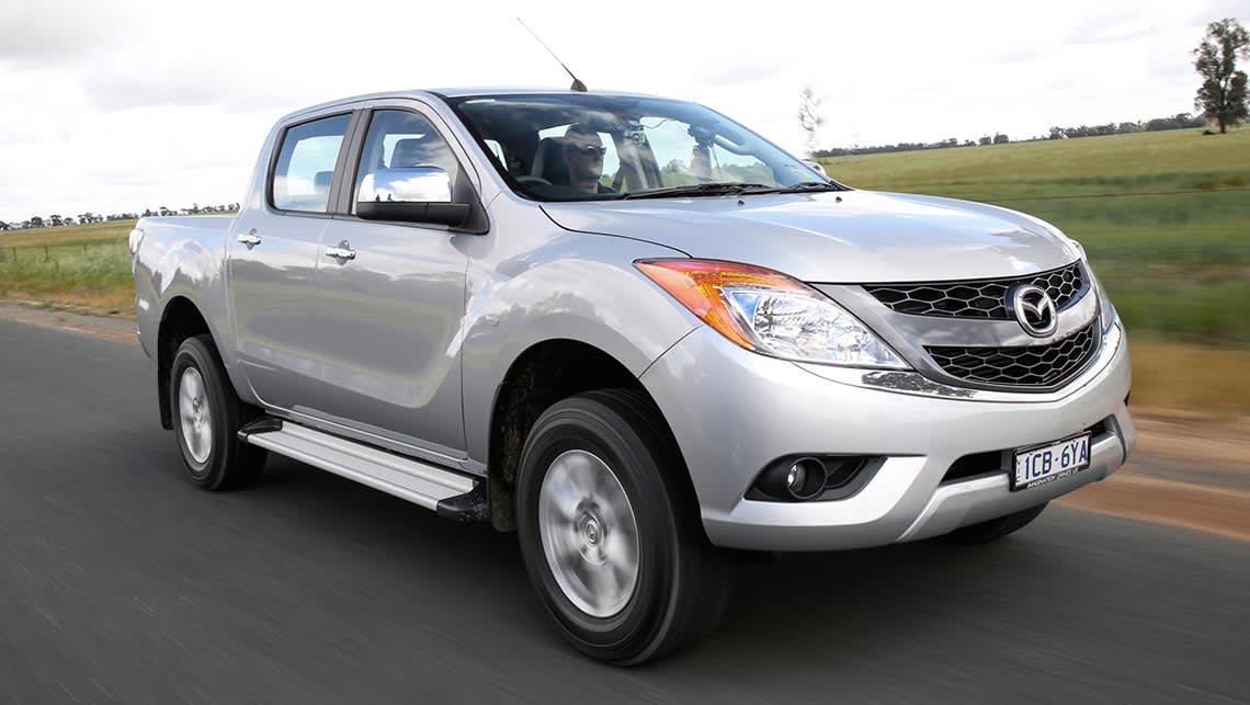 mazda bt 50 xtr 2014 review carsguide. Black Bedroom Furniture Sets. Home Design Ideas
