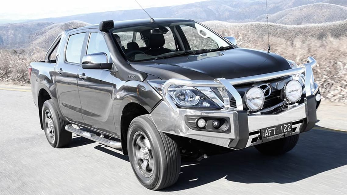 mazda bt 50 xtr 4x4 dual cab ute 2016 review carsguide. Black Bedroom Furniture Sets. Home Design Ideas