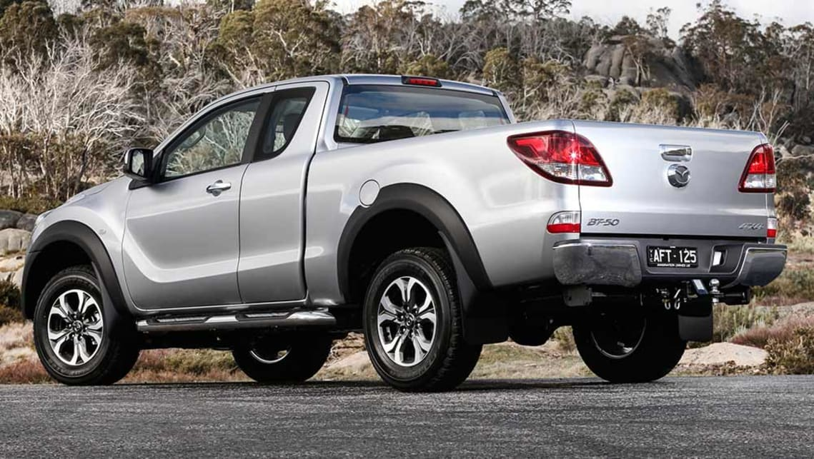 2015 Mazda Bt 50 Review First Drive Carsguide