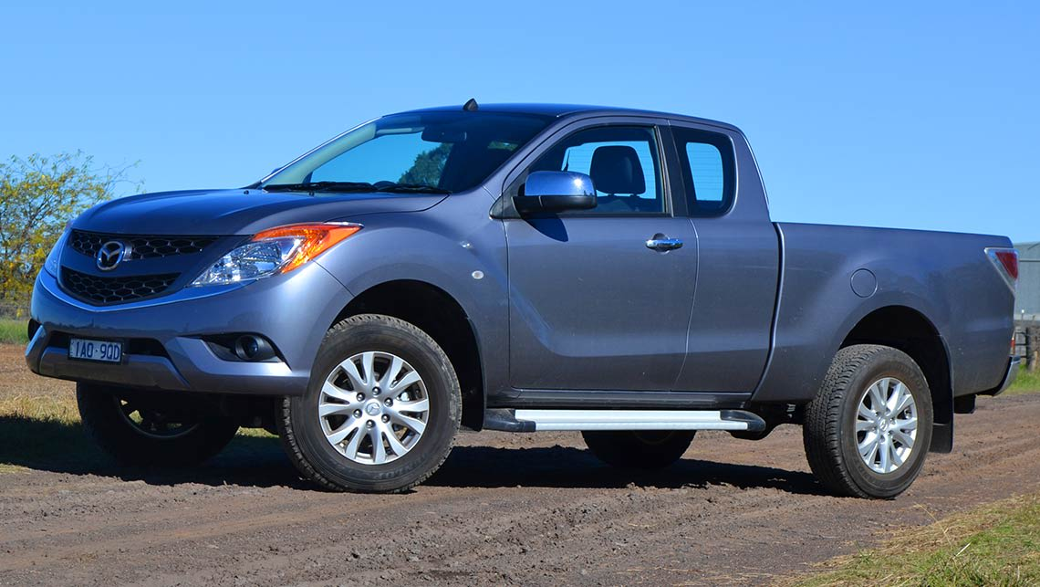 2014 mazda bt 50 xtr freestyle cab review video carsguide. Black Bedroom Furniture Sets. Home Design Ideas