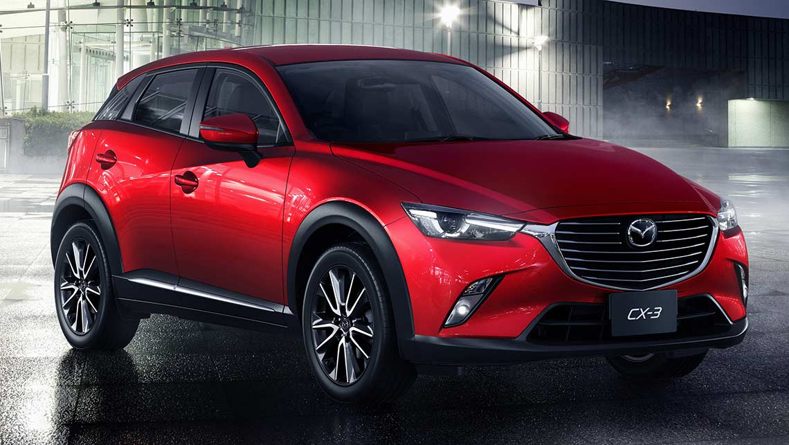mazda cx 3 2015 review road test carsguide. Black Bedroom Furniture Sets. Home Design Ideas