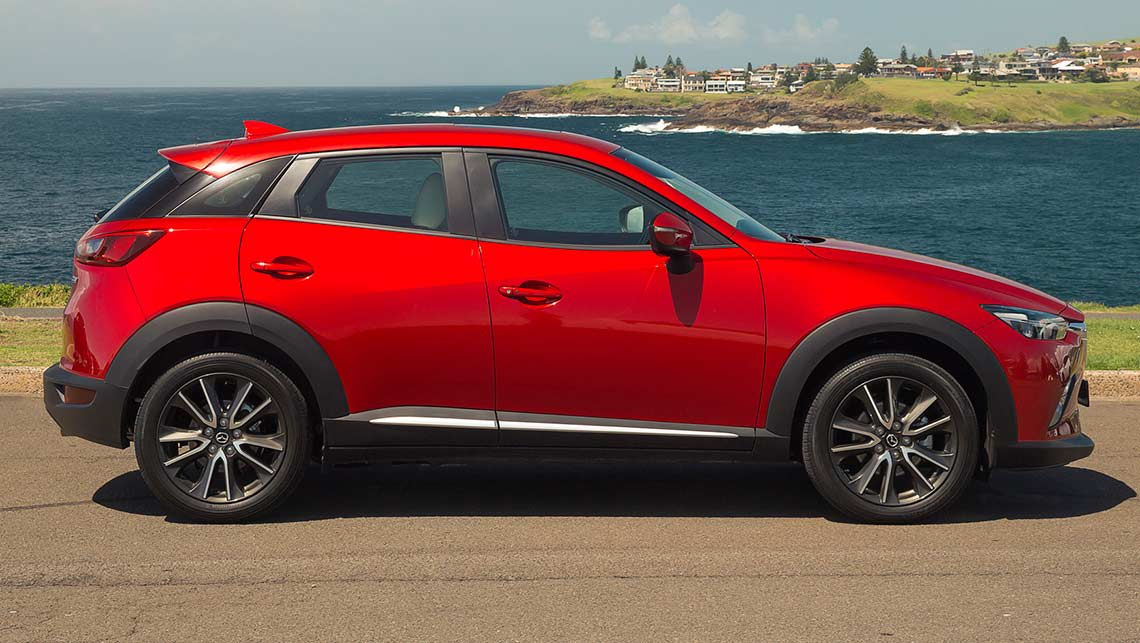 Mazda Cx 3 2015 Review Torquing Heads Carsguide