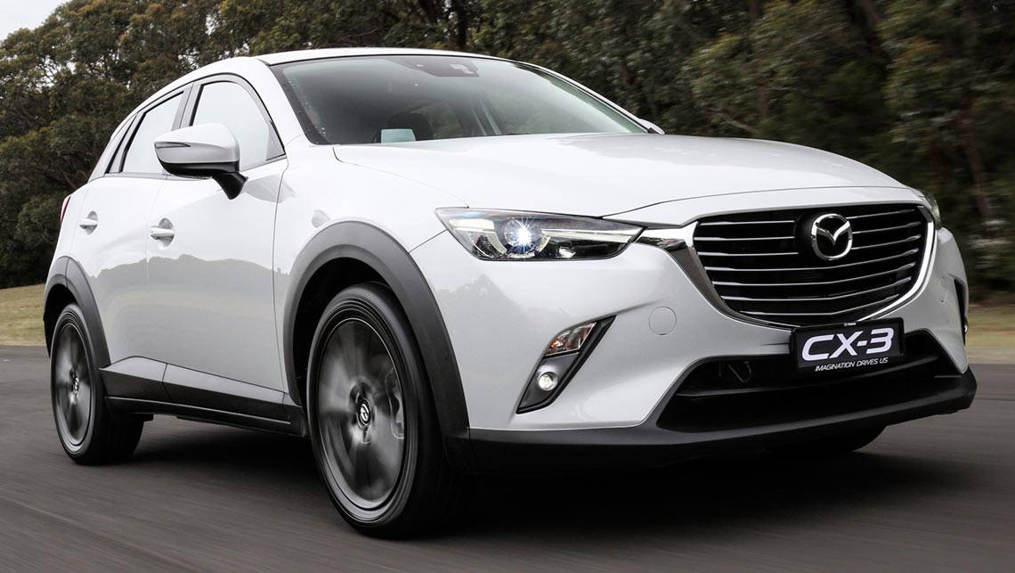 Mazda Cx 3 2015 Review Road Test Carsguide