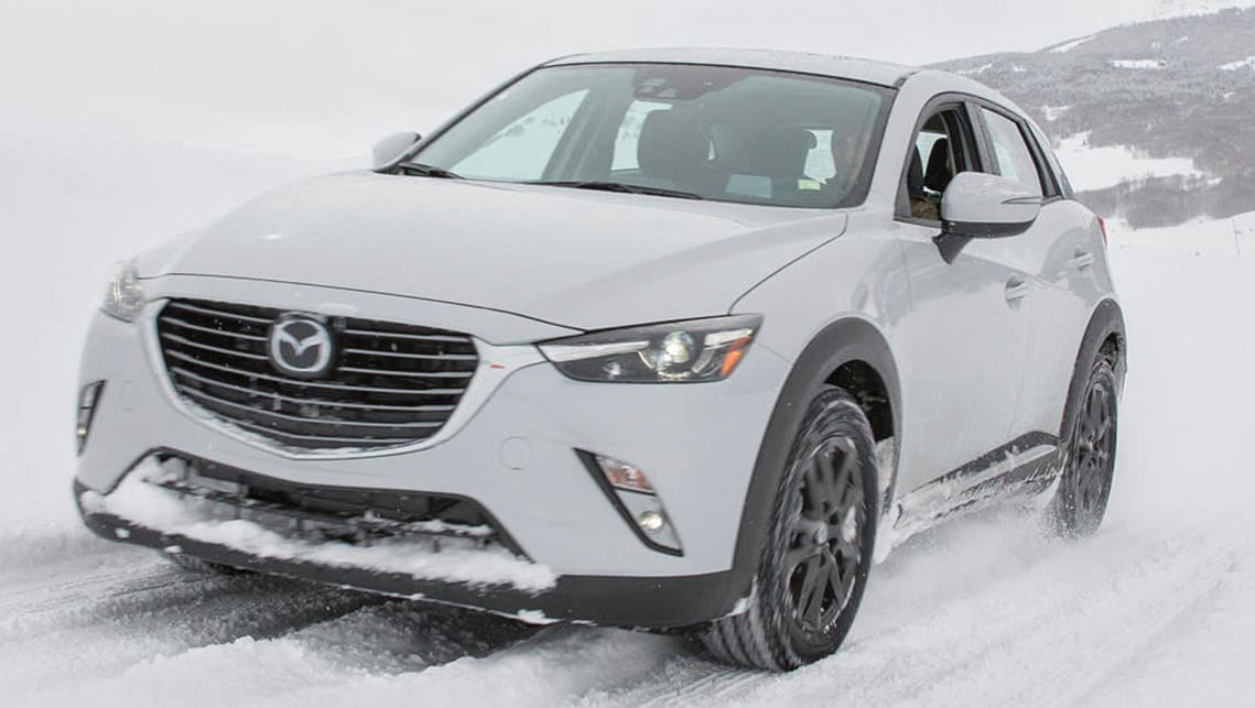 mazda cx 3 and cx 5 awd 2016 review carsguide. Black Bedroom Furniture Sets. Home Design Ideas