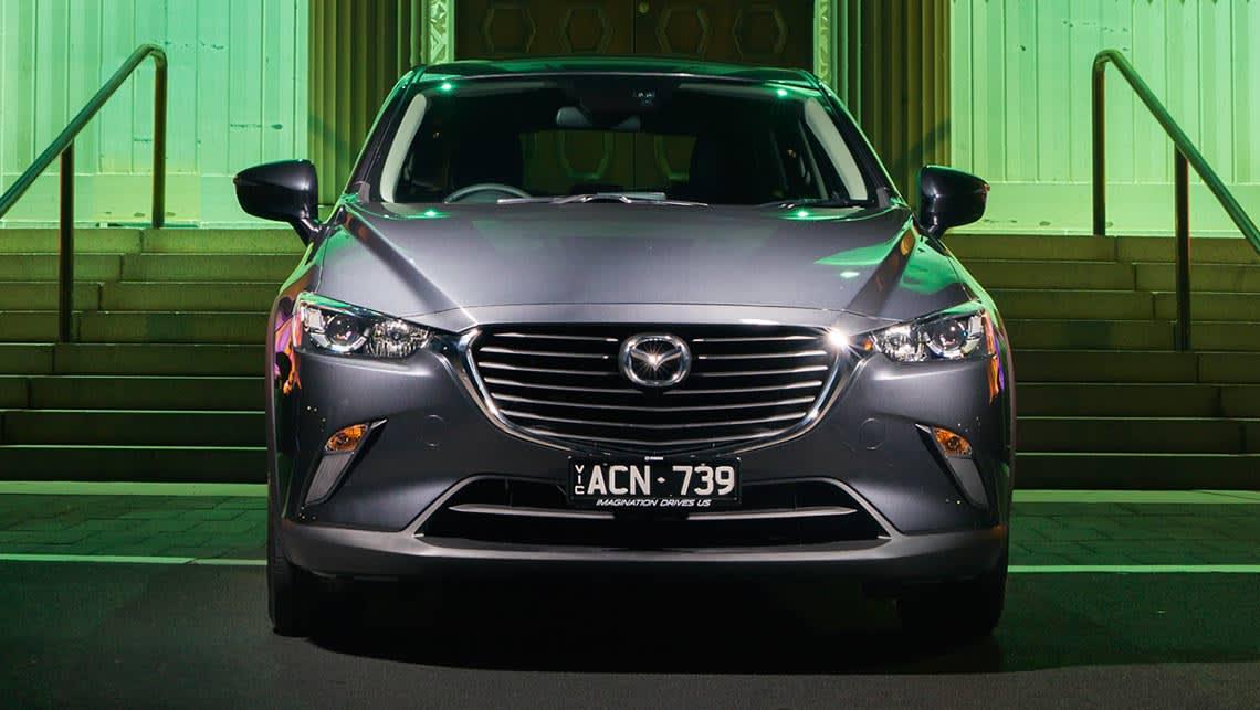 Mazda Cx 3 Maxx Review 2015 2016 Carsguide