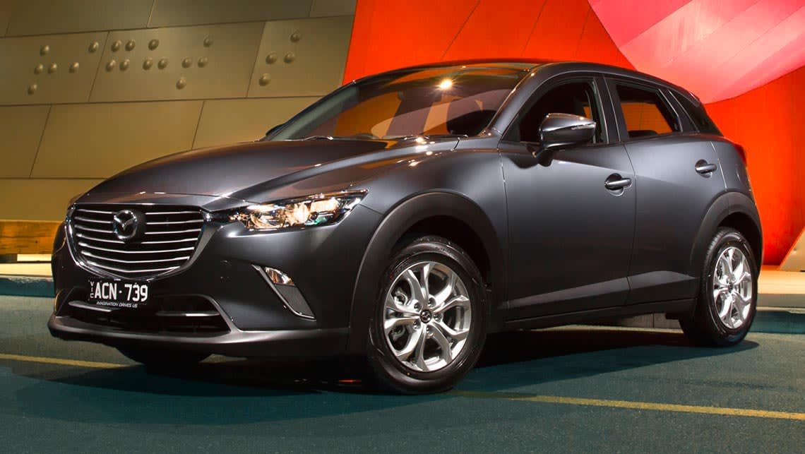 mazda cx 3 maxx review 2015 2016 carsguide. Black Bedroom Furniture Sets. Home Design Ideas