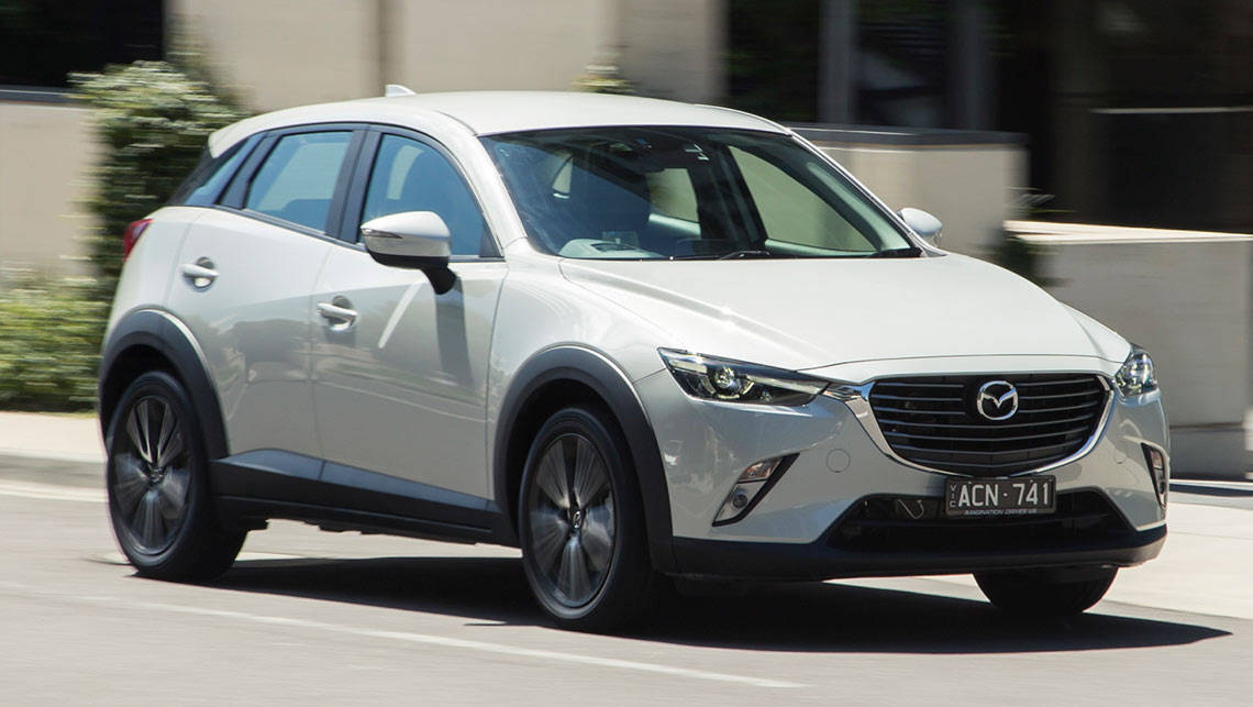 Mazda Cx 3 2015 Review Carsguide