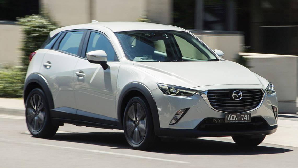 Mazda cx 3 2015 price