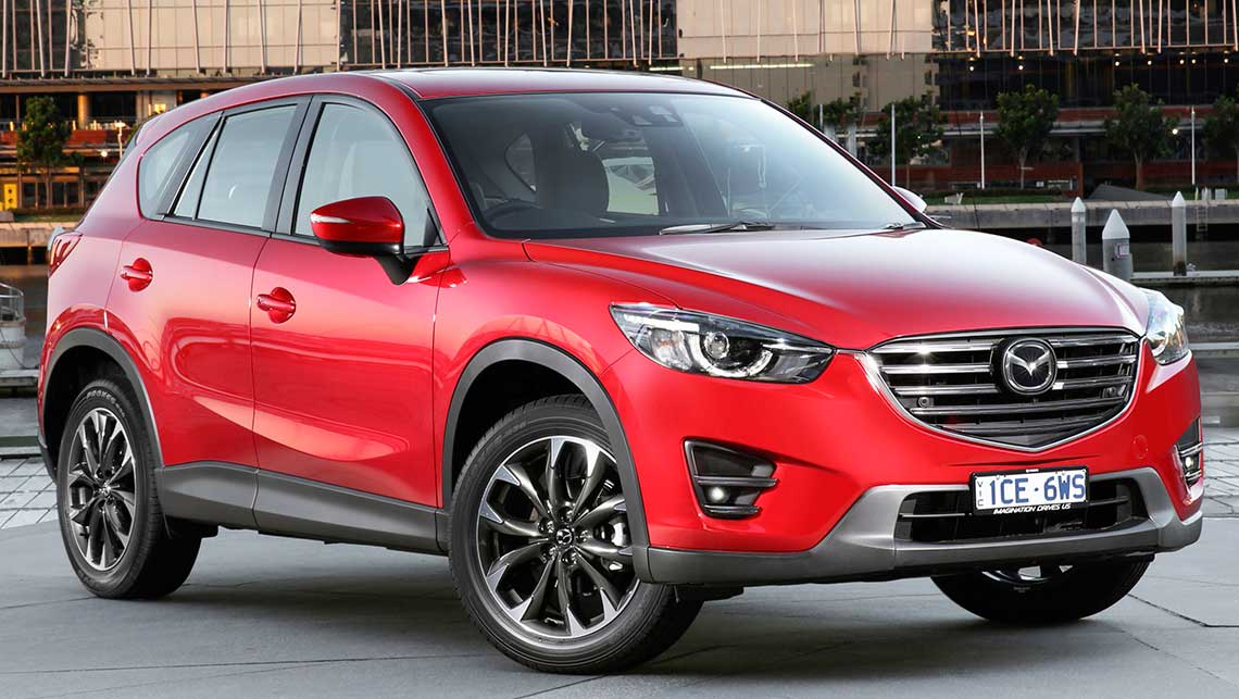 Captivating 2015 Mazda CX 5