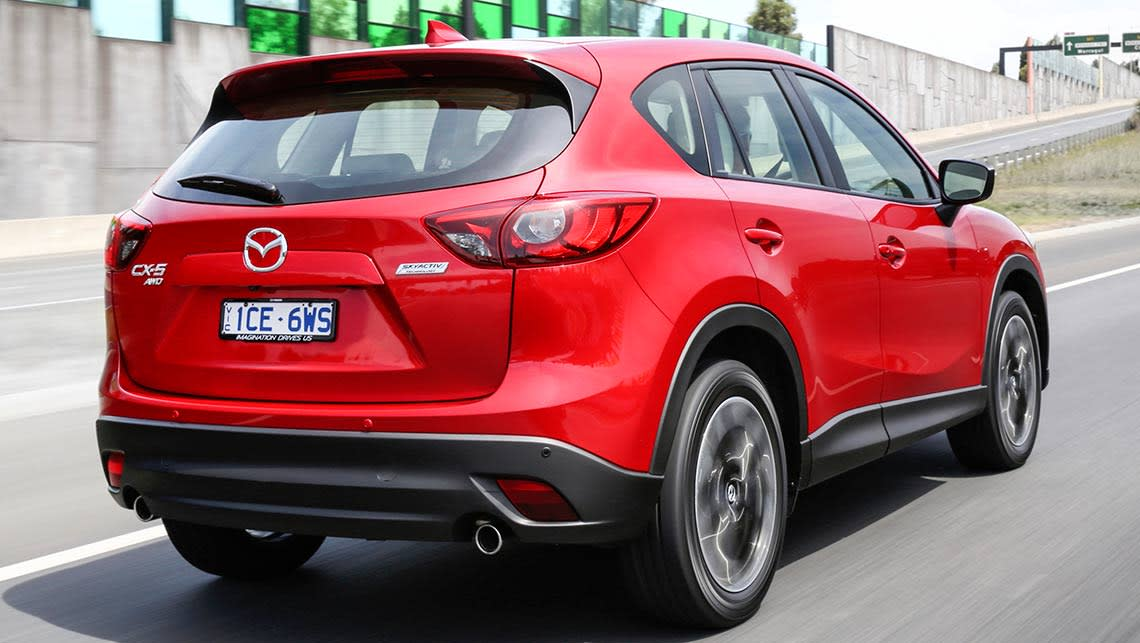 Attractive 2015 Mazda CX 5