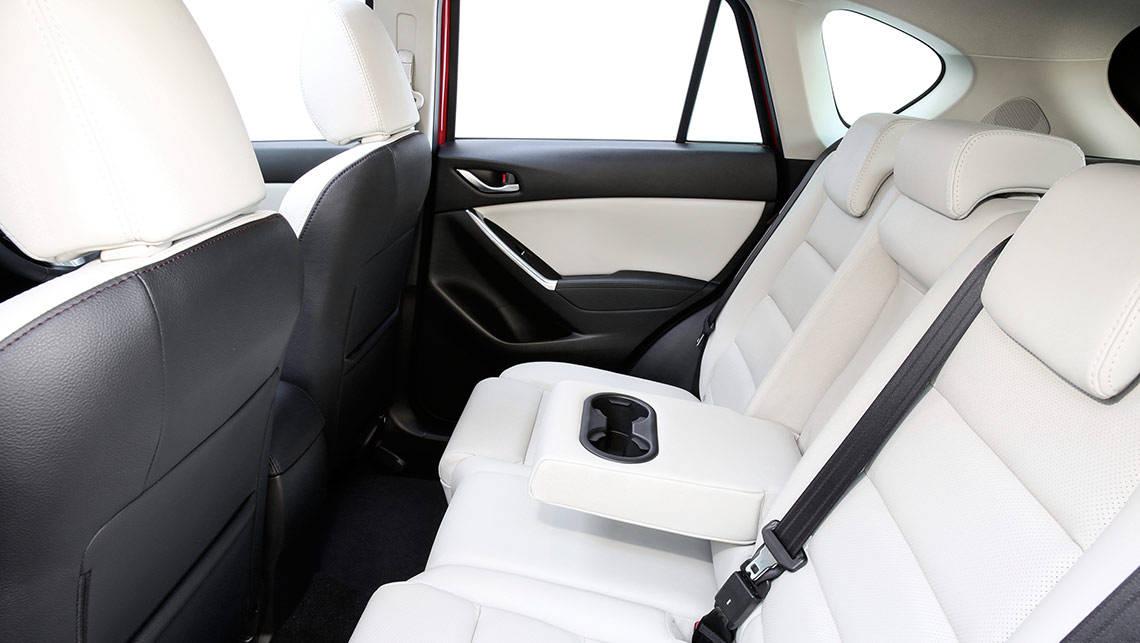 Mazda cx 5 leather seats