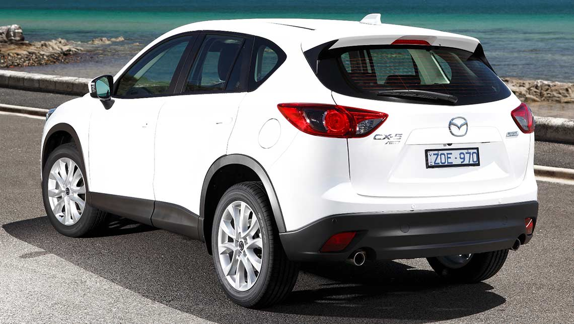 Wonderful Mazda CX 5 Akera 2014 Review