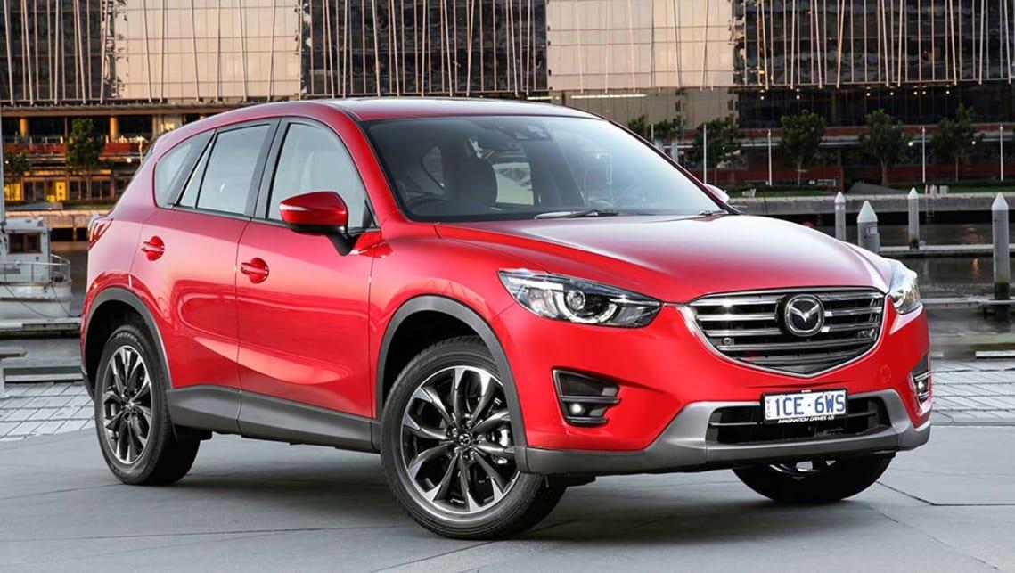 Mazda cx five reviews