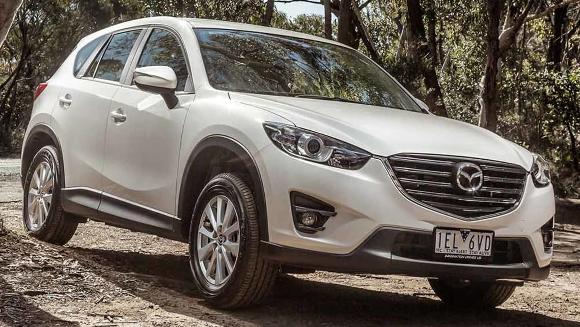 2015 mazda cx 5 reviews