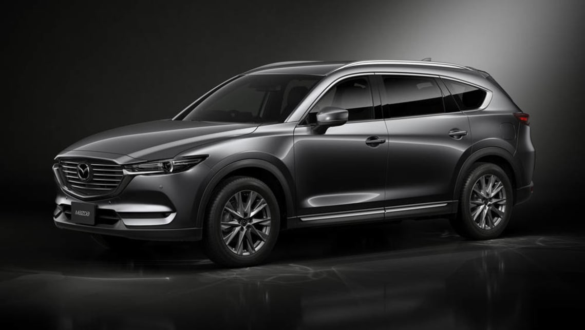 Mazda Cx 8 Suv 2018 Revealed With Diesel Power Car News Carsguide
