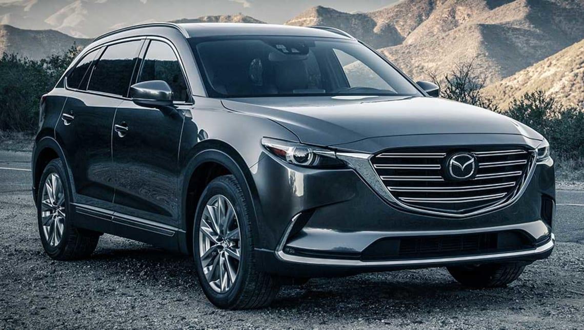 Mazda cx 9 2016 release date australia