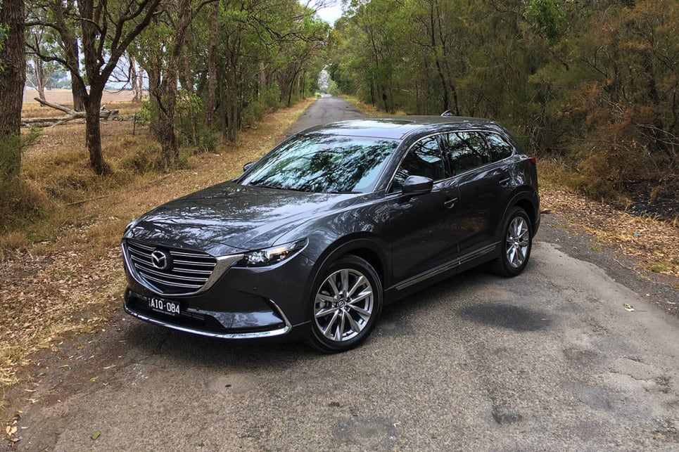Mazda cx 9 review