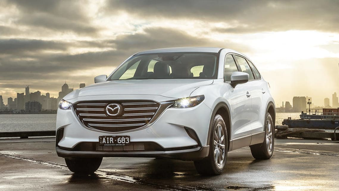 Mazda Cx 9 2016 Review Carsguide