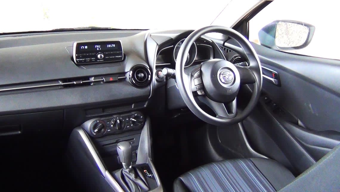 2015 Mazda 2 Neo Review Road Test Carsguide