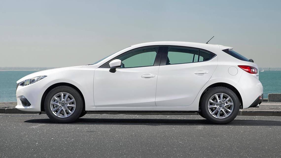 Mazda 3 Hatchback White 2017 >> 2015 Mazda 3 | new car sales price - Car News | CarsGuide