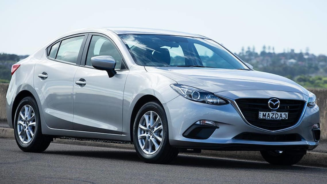 Beautiful 2016 Mazda3 Neo Sedan