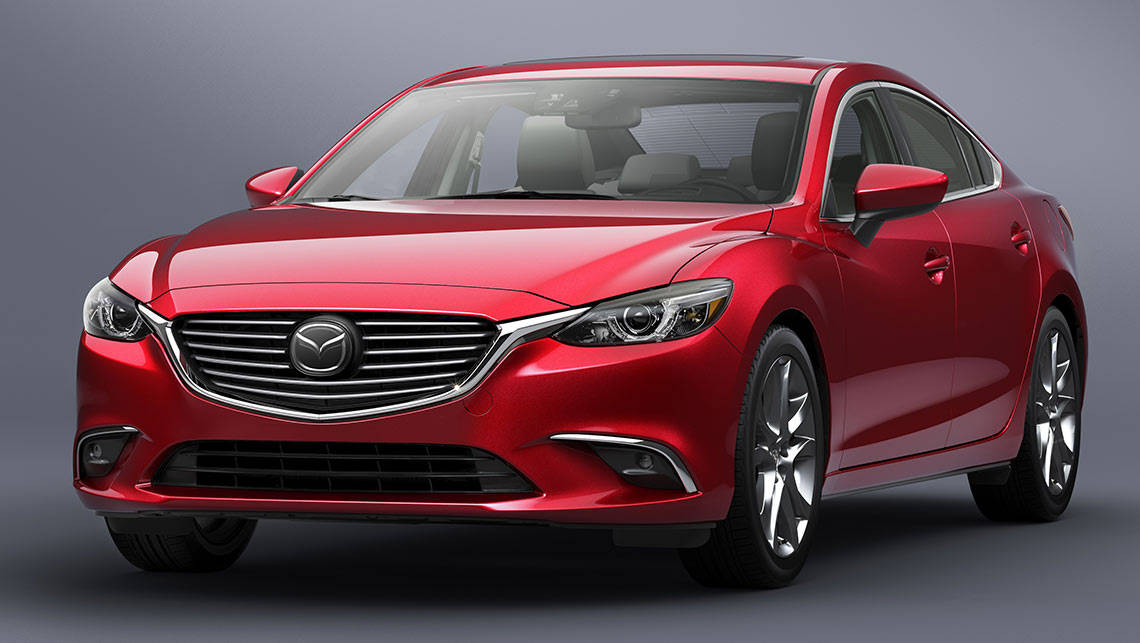 2015 mazda 6 new car sales price car news carsguide. Black Bedroom Furniture Sets. Home Design Ideas