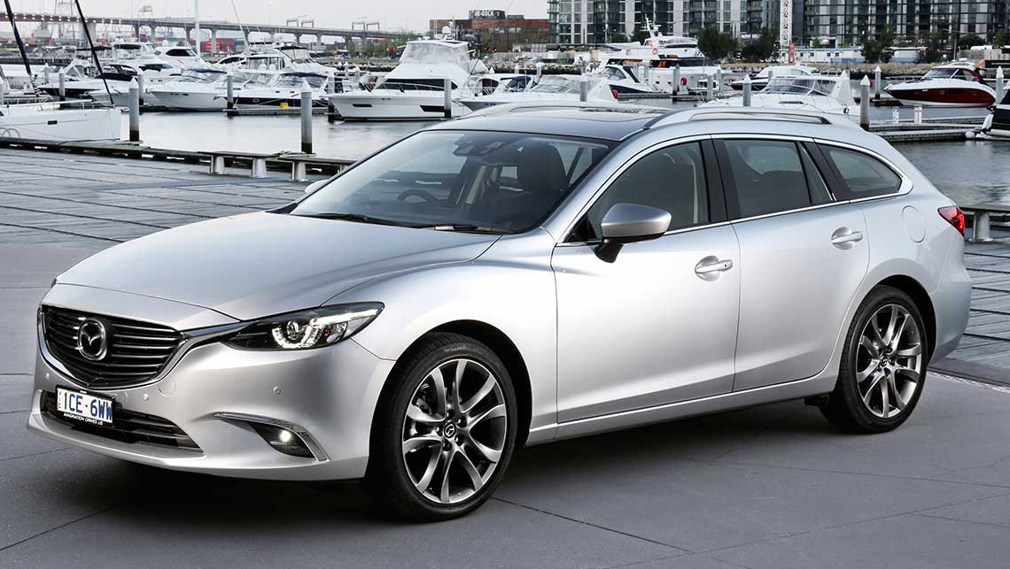 mazda 6 2015 review carsguide. Black Bedroom Furniture Sets. Home Design Ideas