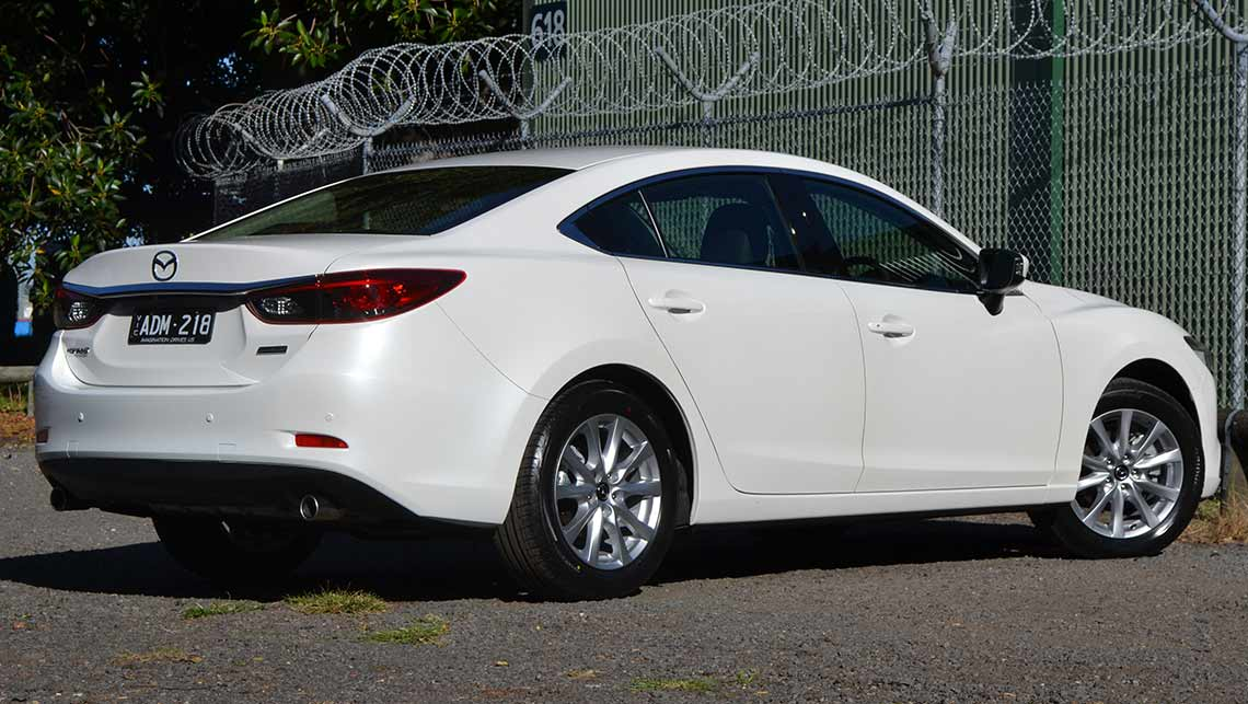 Mazda 6 Touring Sedan 2016 Review Road Test Carsguide