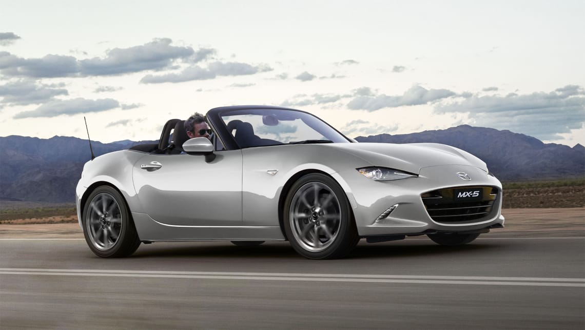 2019 mazda mx 5 to score major power boost car news carsguide. Black Bedroom Furniture Sets. Home Design Ideas