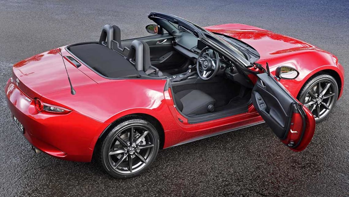 2016 Mazda MX5 20litre Roadster GT review  road test