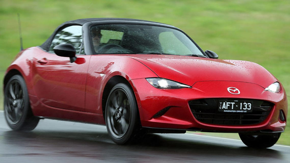 2016 mazda mx 5 gt 2 0 litre review road test carsguide. Black Bedroom Furniture Sets. Home Design Ideas