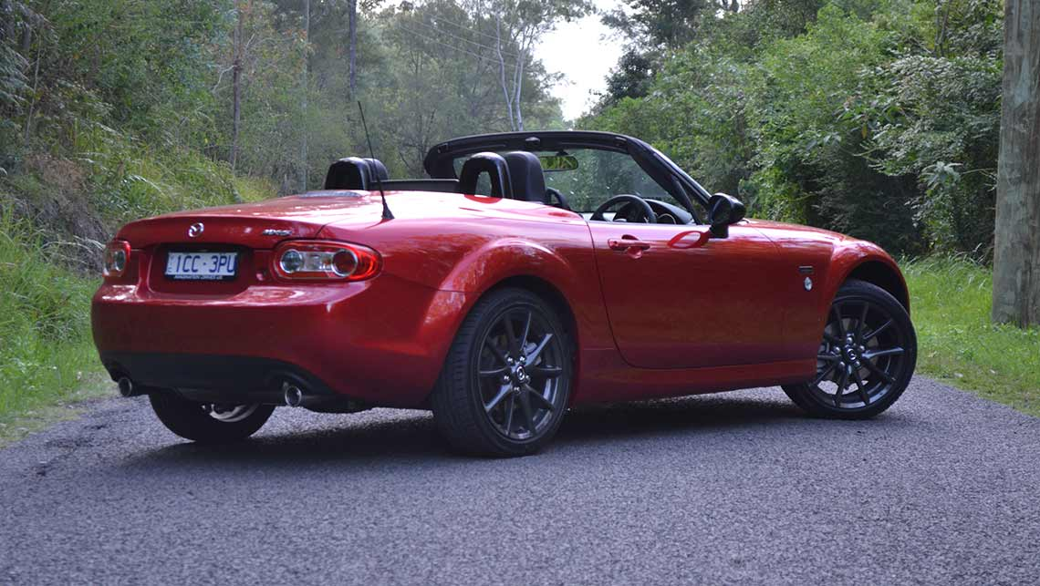 mazda mx 5 2014 review carsguide. Black Bedroom Furniture Sets. Home Design Ideas