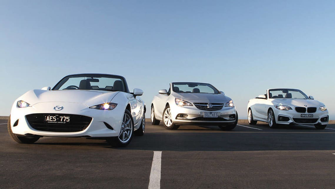 0d93578b Why should I buy a convertible? - Car Advice | CarsGuide