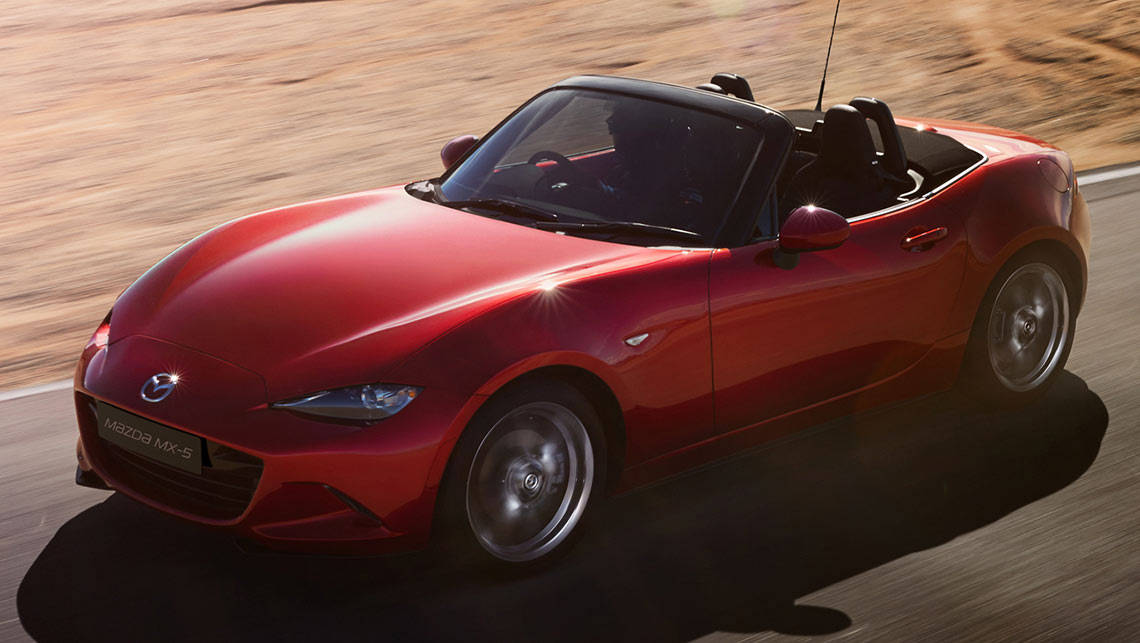 2015 mazda mx 5 new car sales price car news carsguide. Black Bedroom Furniture Sets. Home Design Ideas