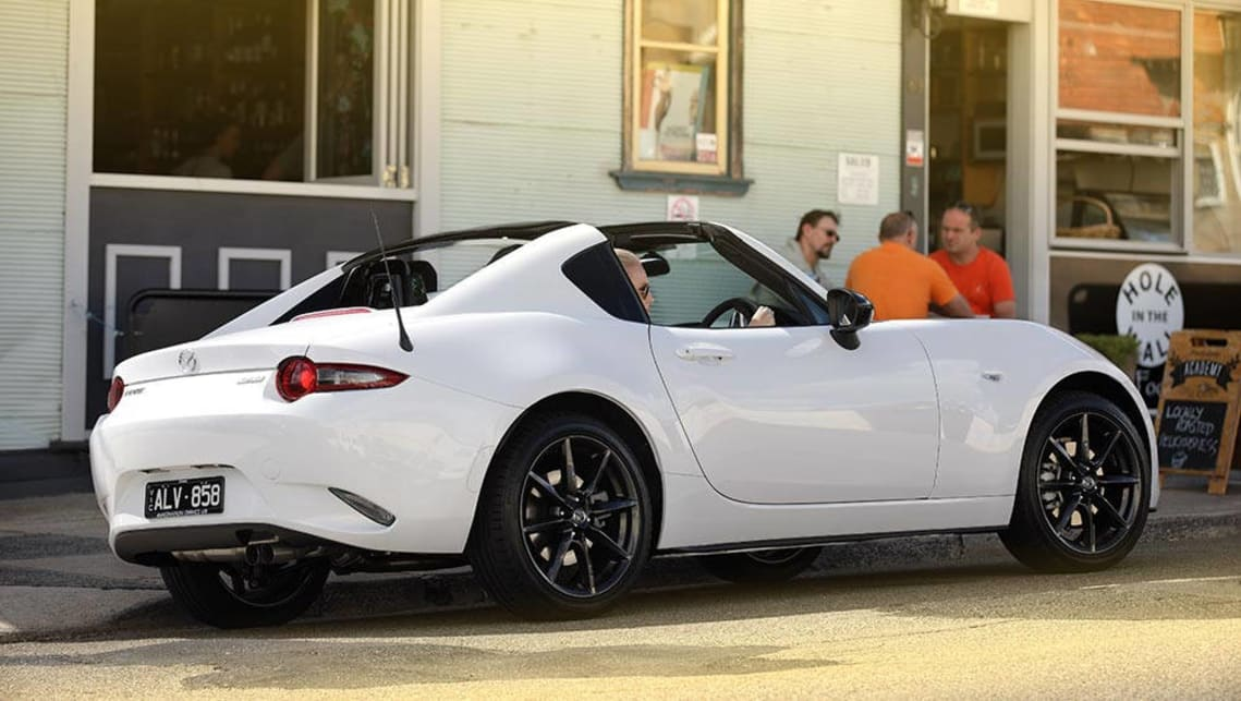 Mazda Mx 5 Rf 2017 Review First Australian Drive Video