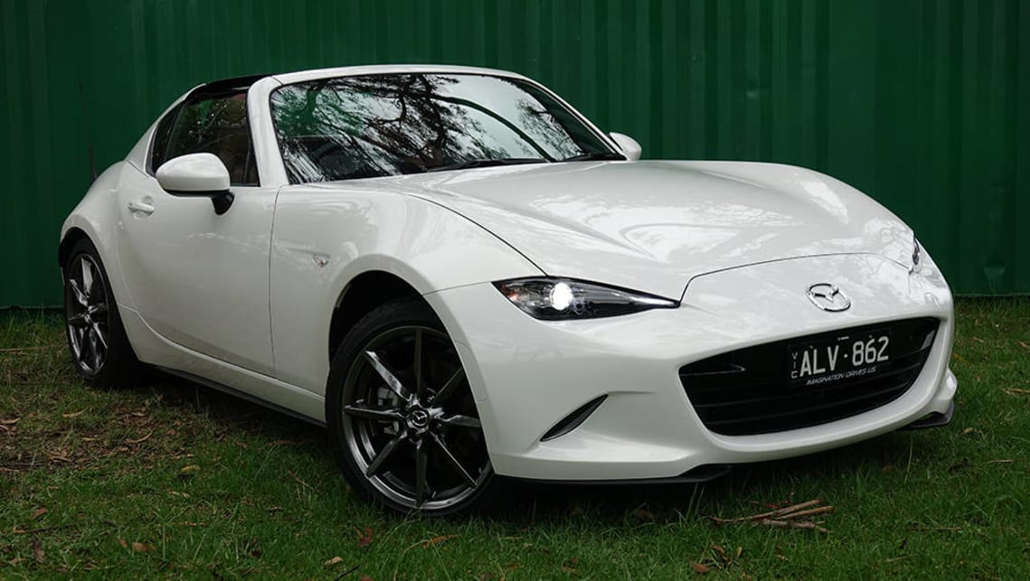 2017 Mx 5 Rf >> Mazda MX-5 RF GT special edition 2017 review | road test | CarsGuide