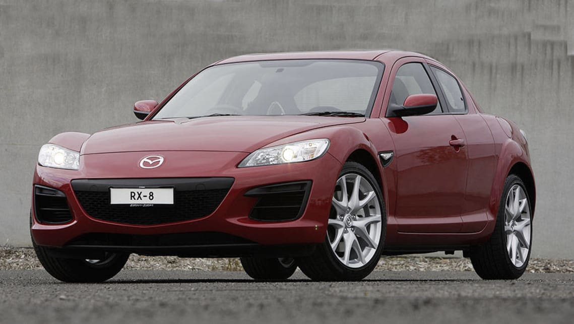 used mazda rx 8 review 2003 2012 carsguide. Black Bedroom Furniture Sets. Home Design Ideas