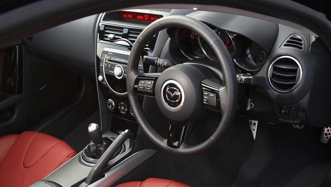 Superior 2008 Mazda RX 8.