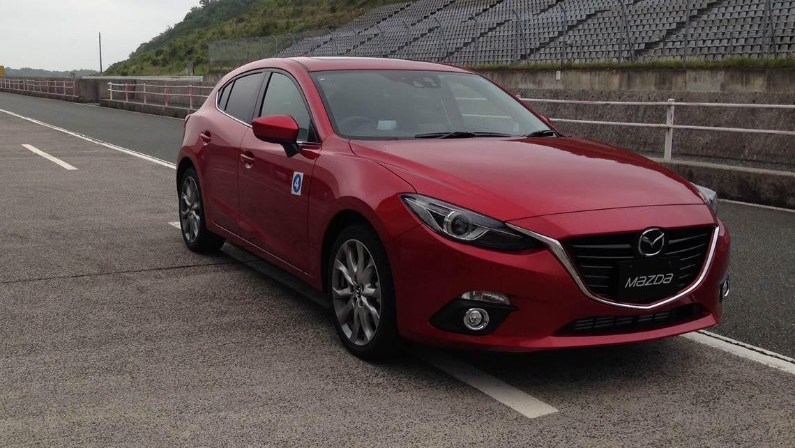 Nice Mazda 3 Diesel 2014 Review